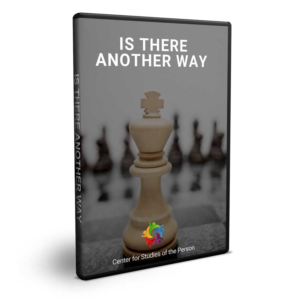 Another Way DVD | Center for Studies of the Person