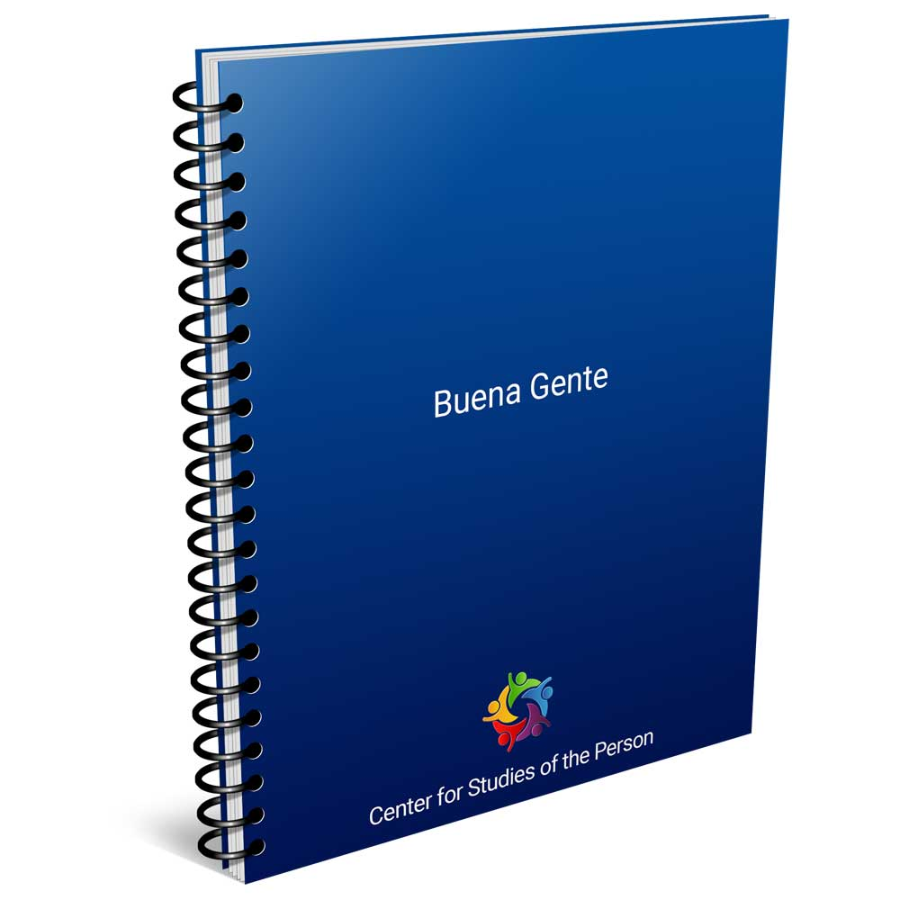 Buena Gente   Center for Studies of the Person