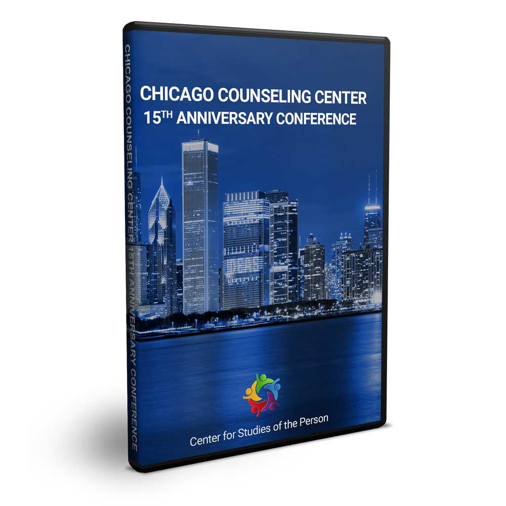 Chicago Anniversary DVD   Center for Studies of the Person
