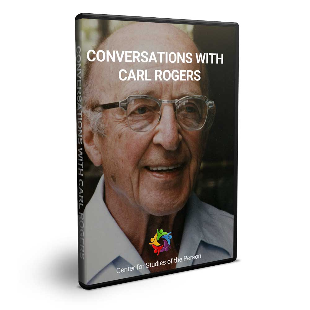 Conversations Carl Rogers   Center for Studies of the Person