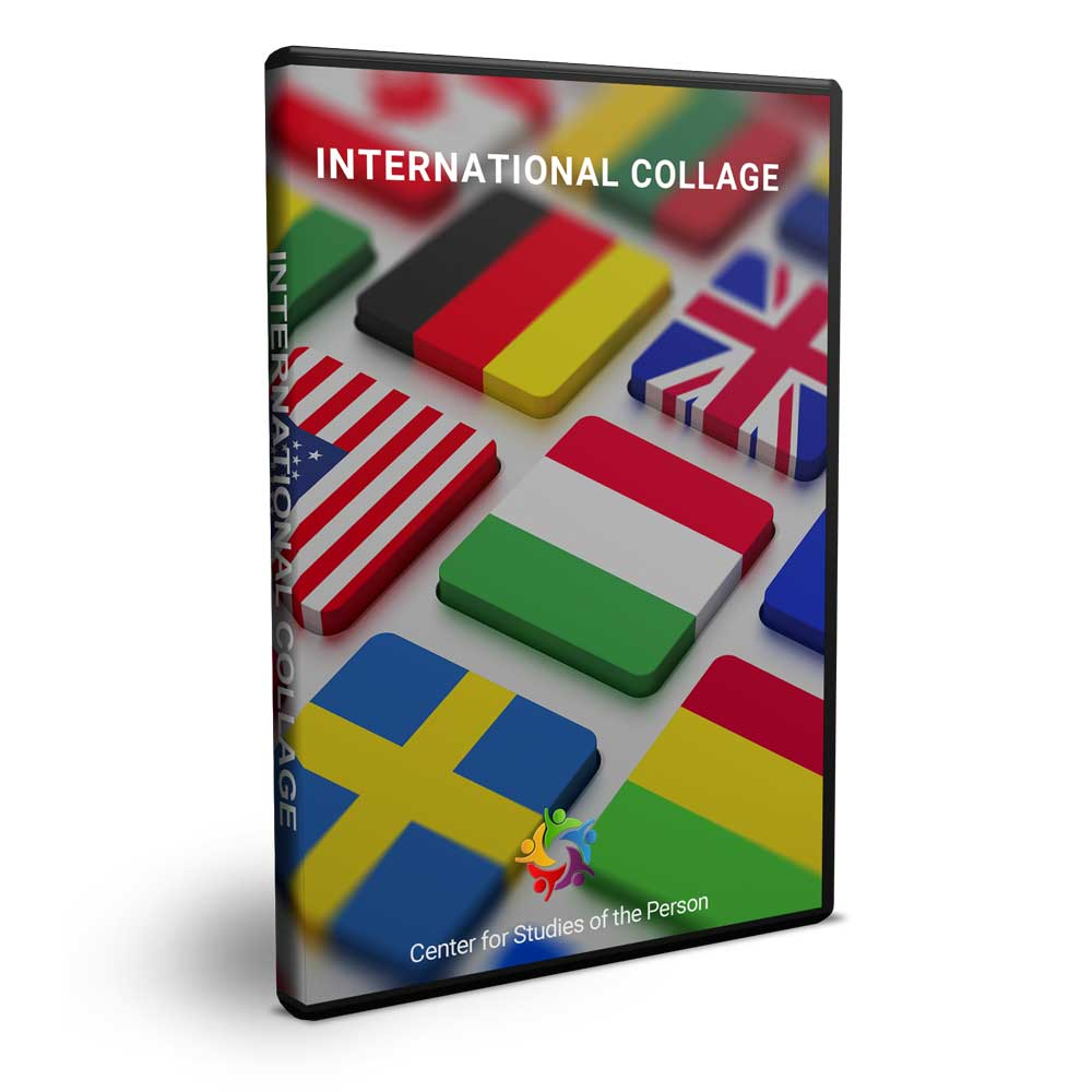 International Collage DVD   Center for Studies of the Person