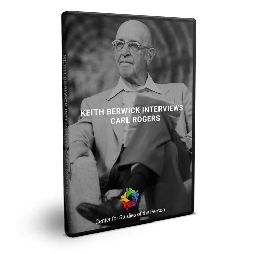 Keith Berwick Interviews Carl Rogers | Center for Studies of the Person