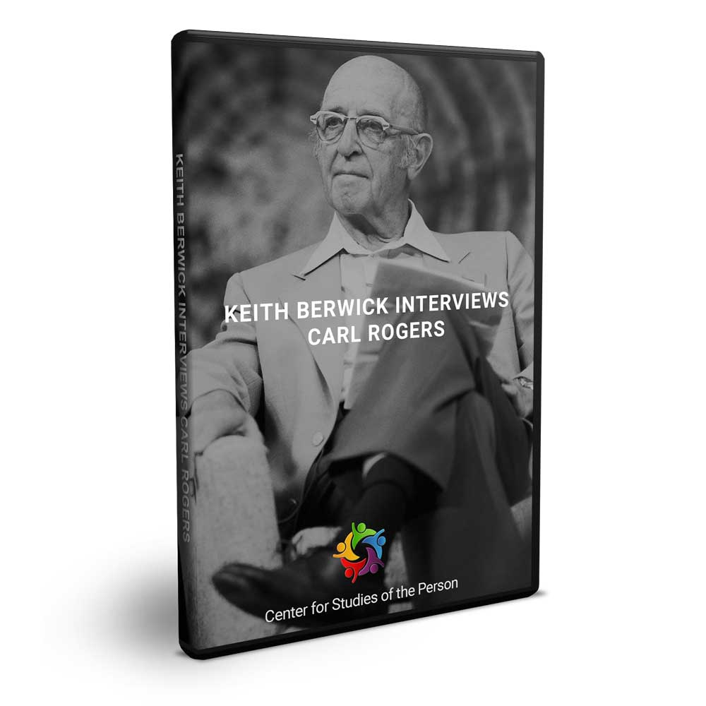 Keith Berwick Interviews Carl Rogers   Center for Studies of the Person