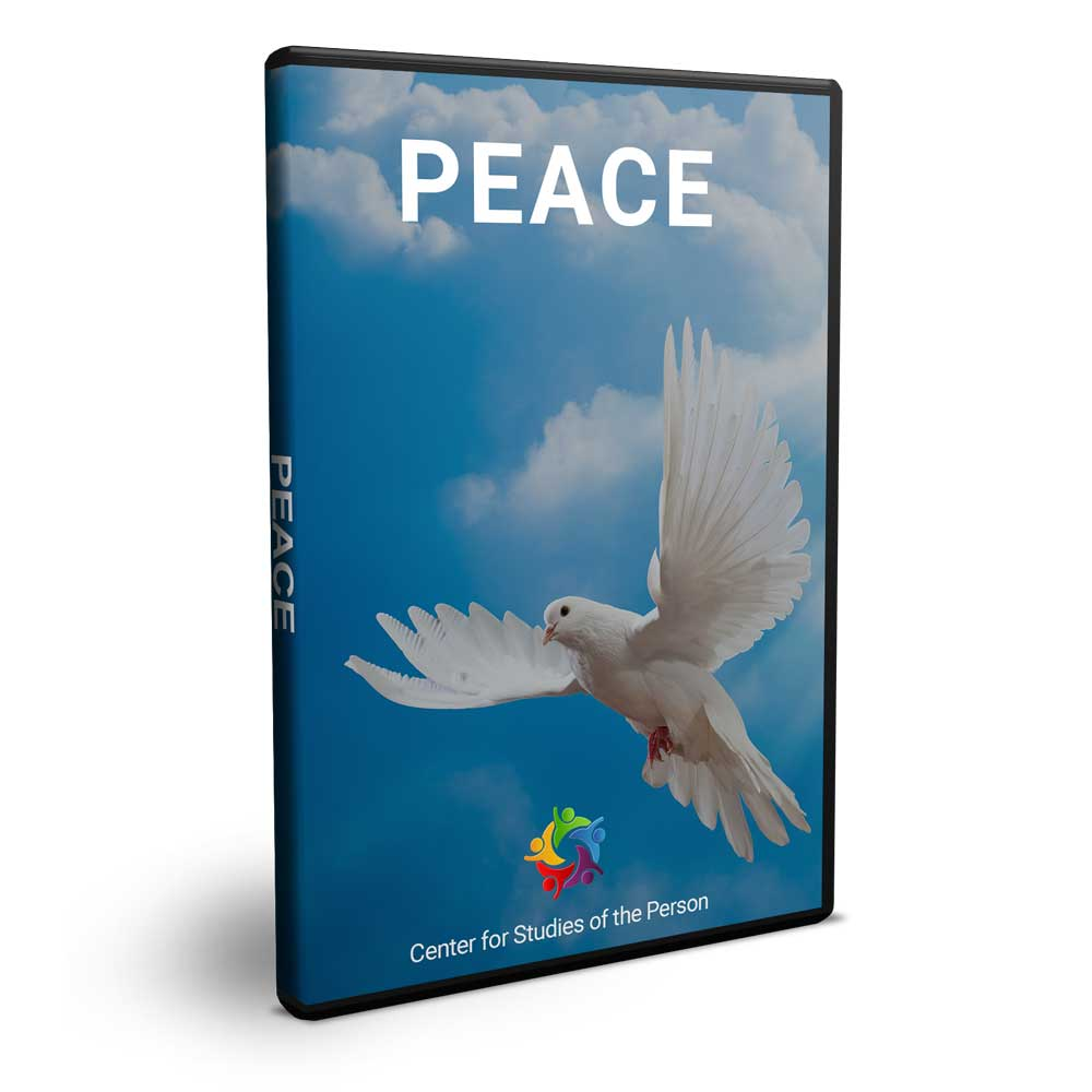 Peace DVD | Center for Studies of the Person