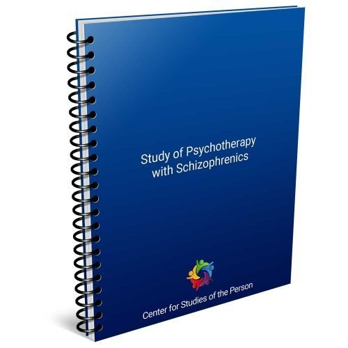 Study of Psychotherapy with Schizophrenics | Center for Studies of the Person
