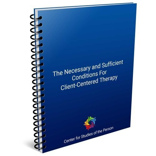 The Necessary and Sufficient Conditions For Client-Centered Therapy | Center for Studies of the Person