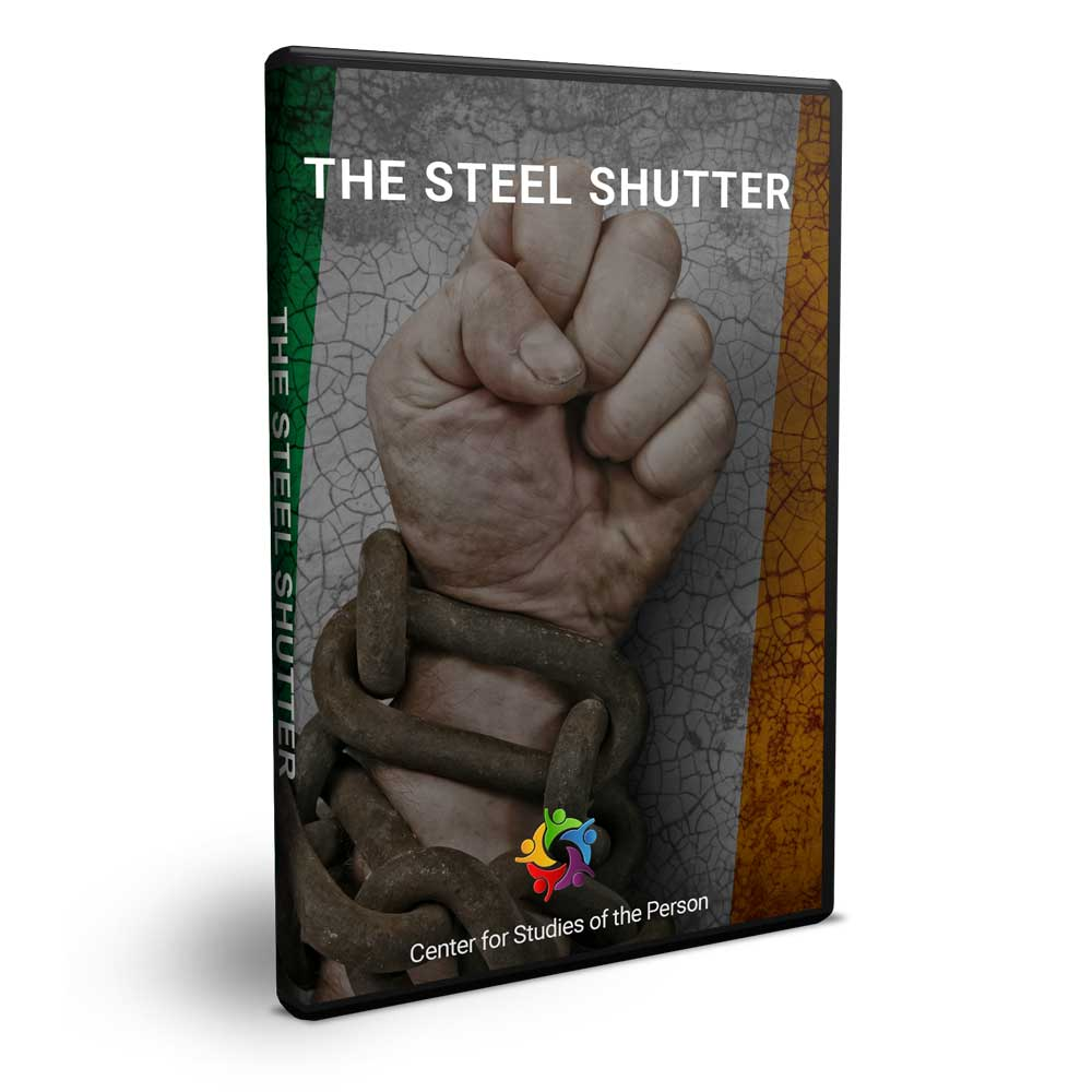 The Steel Shutter DVD   Center for Studies of the Person