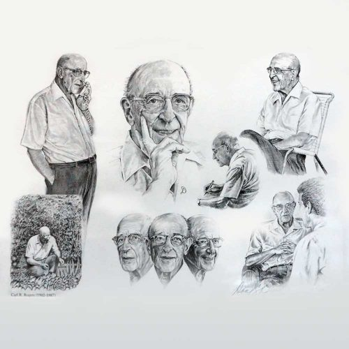 Carl Rogers Poster | Center for Studies of the Person